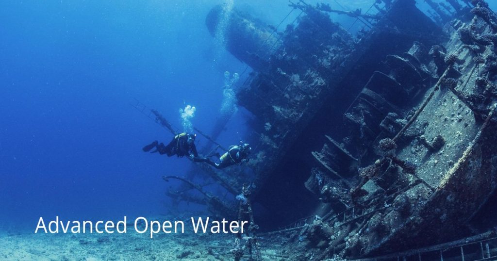 PADI Advanced Open Water-diver