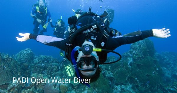 PADI Open Water Tauchkurs